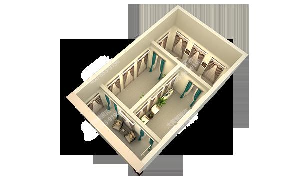 展厅设计效果图展示