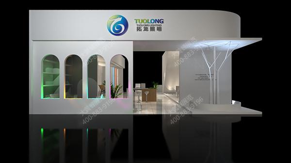 [转载]展厅照明设计-照明展厅效果图-拓龙