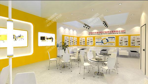 塑胶展展台设计-橡胶展展台搭建-展会展台设计-创意