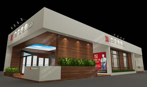建材展厅设计搭建一站式服务商首选「大黄蜂展览」更图片
