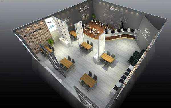 家具展厅装修图欣赏_展厅装修设计一站式服务_「大