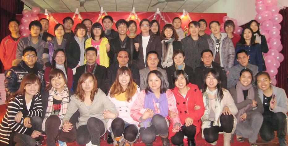 大黄蜂-2011年新春年会暨表彰大会
