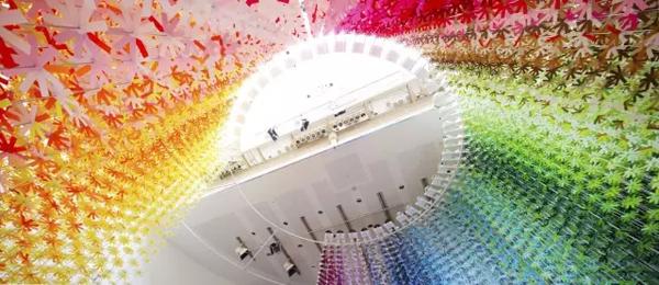 展会设计色彩怎么搭配才能吸引观众,90%的人都不知道