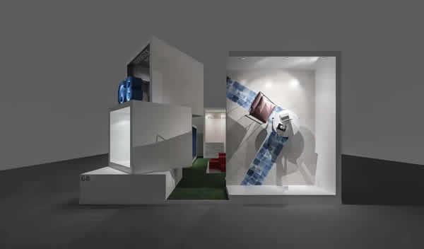 2018设计周展厅