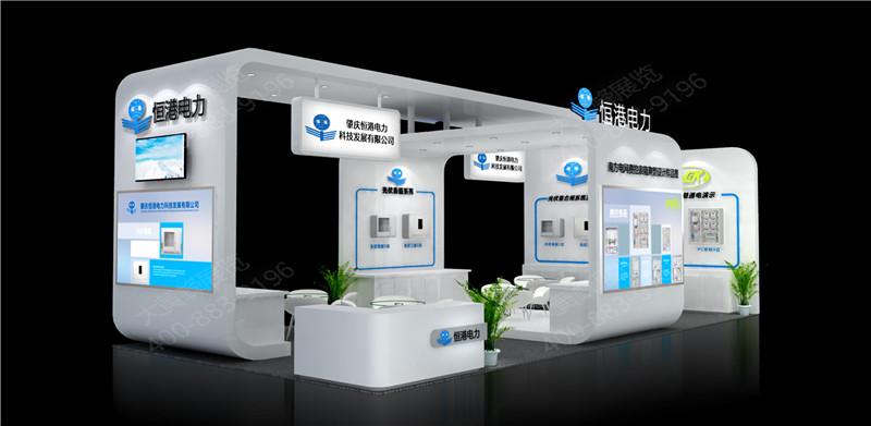 广州展览展示公司中展台搭建的常识