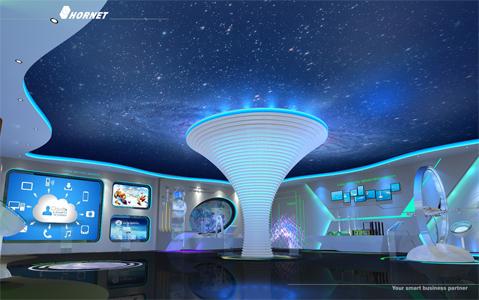 【广州】国家超级计算机主题展厅设计方案