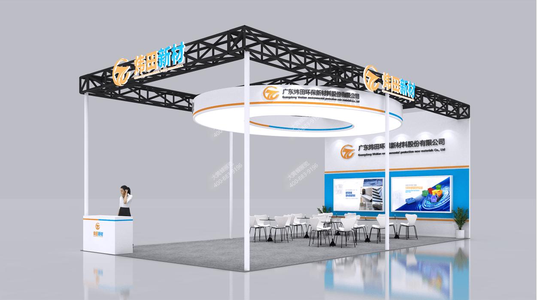 上海展览设计搭建应该考虑什么?