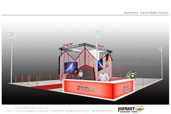 酒店用品展会展台设计如何打造亮眼方案