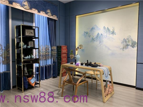 纺织布艺展的展览设计+形式