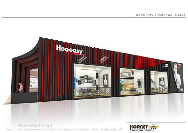 注重环保的广州展会搭建工厂