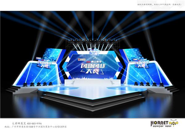 广州活动舞台搭建必须要考虑的因素