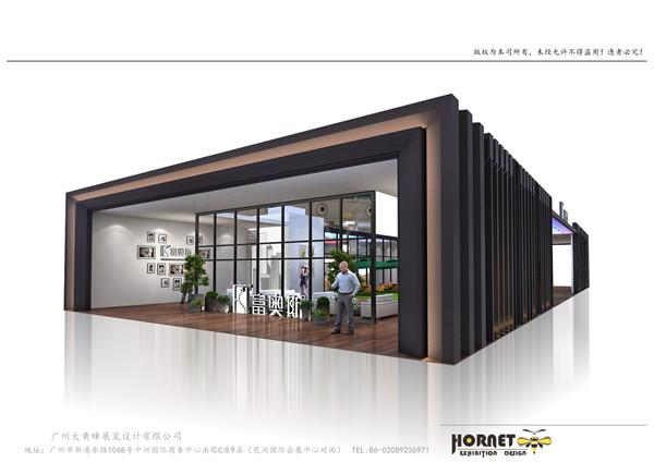 广州展台搭建中灯箱的使用技巧