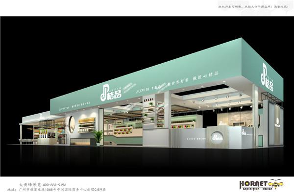 广州展台设计搭建设之前必须了解的内容