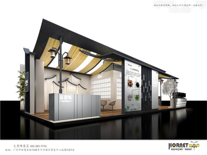 建材展展览展示设计的2大技巧