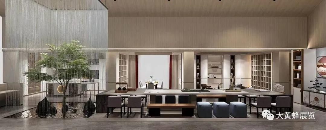 2021建材家具展台设计 大黄蜂展览为您精彩呈现