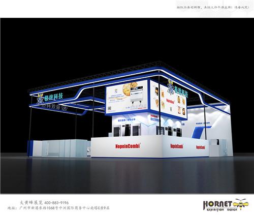 上海展台设计必须要知道的三个标准
