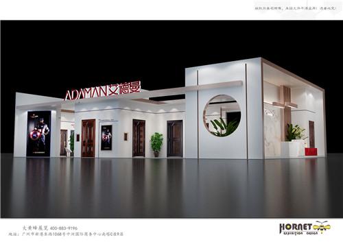 上海展览设计公司:展台展示效果如何用颜色来提升?