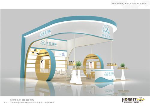 展台设计搭建公司-易美国际