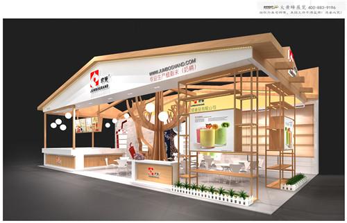 广州展览设计公司搭建特装展台必须要做哪些措施?