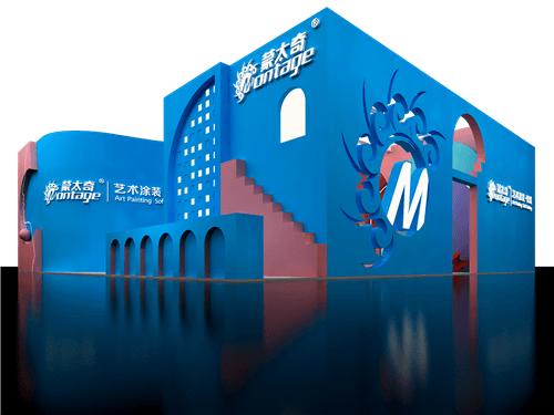 广州展览设计公司为您讲解美学元素在展览中的应用
