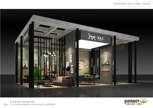 广州设计周如何设计品牌感很强的展台?