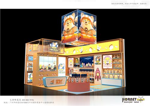 广州设计周中设计展台需要做哪些准备工作?