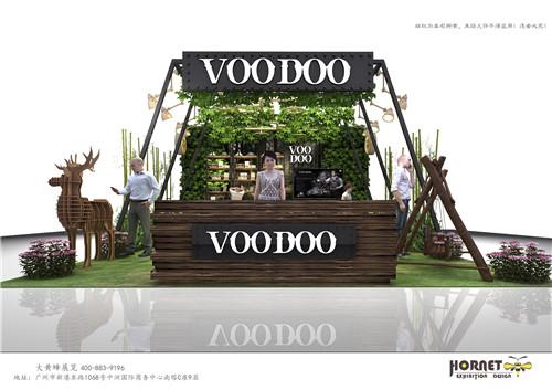 特装展台设计搭建-VOODOO