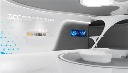 数字企业展厅设计,让企业更具魅力