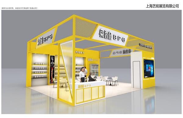 广州酒店用品展如何提升展台的视觉冲击力?