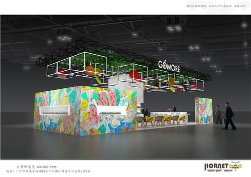 广州酒店用品展台设计需要注意哪些基本要素?