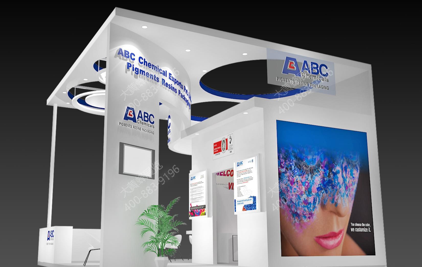 印度ABC-展览装修