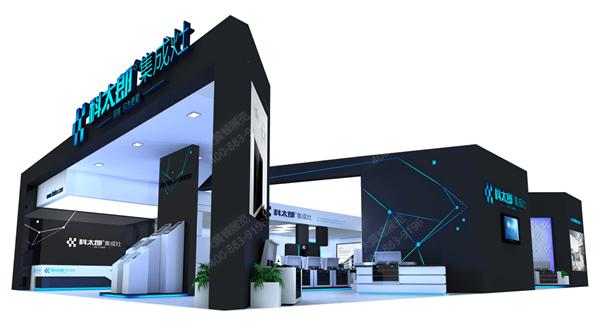 科太朗-展厅设计