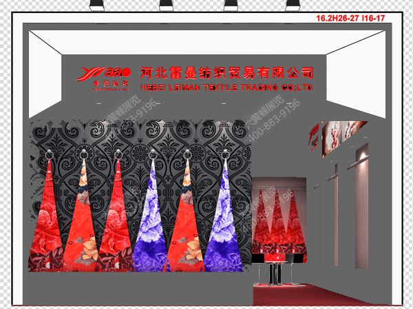 雷曼-展厅设计
