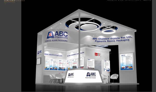 印度ABC-会展展位