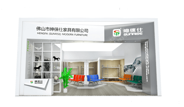 绅徕仕家具-展示空间设计