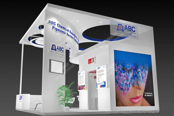 印度ABC-展位设计