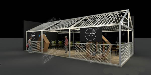 牛仔工园-面料展厅