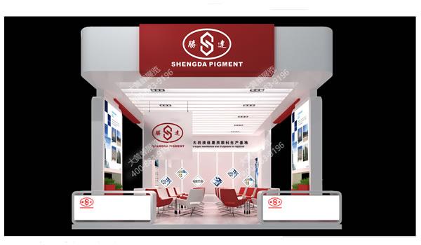胜达-展厅布局设计