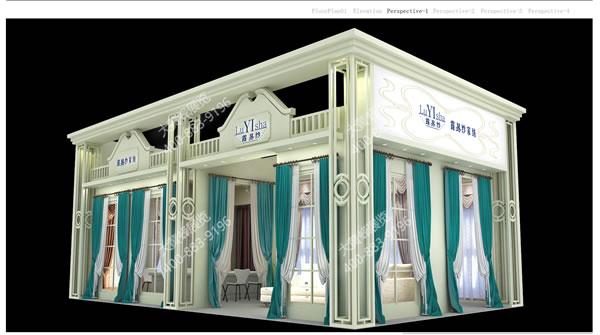 露易纱-展览设计