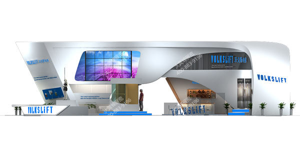 沃克斯-展览厅设计搭建