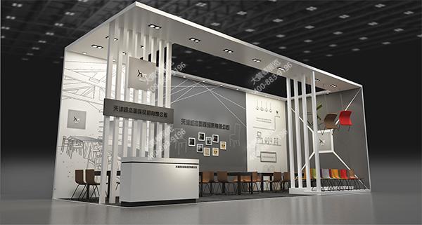 凯杰-展厅设计