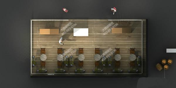 牛仔公园-展厅设计