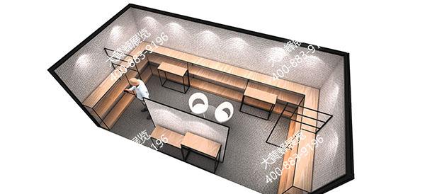 圣宏框业-展示设计