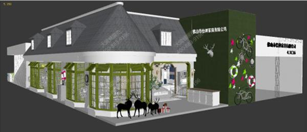怡神家具-展览设计