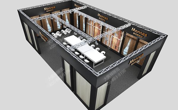 曼尼斯-展厅搭建