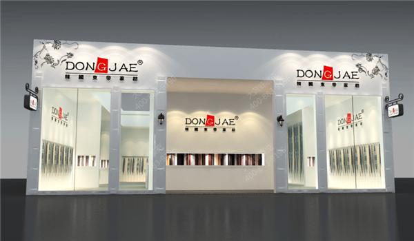 东帝-家纺展厅设计