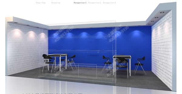 金贝诺-展示设计