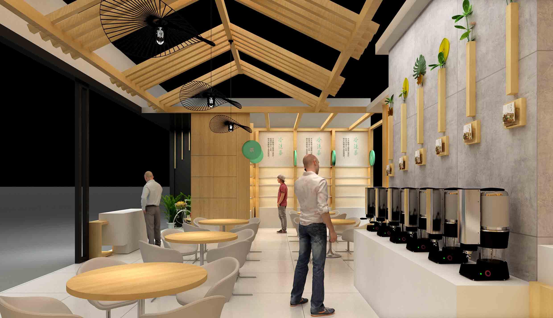 亿美园-酒店用品展展台设计