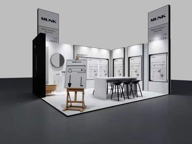 国外展台设计_MUNK