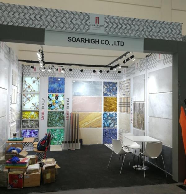 国外展台设计_SOARHIGH